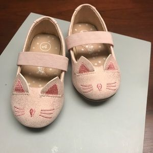 Cat & Jack kitten shoes